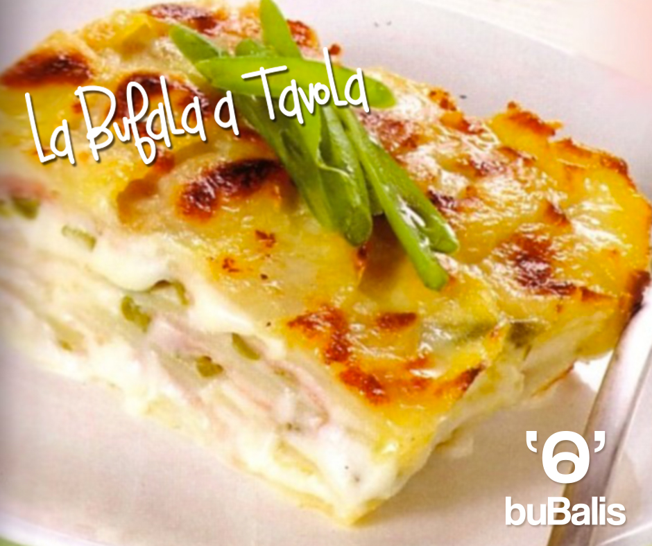 ricetta bubalis
