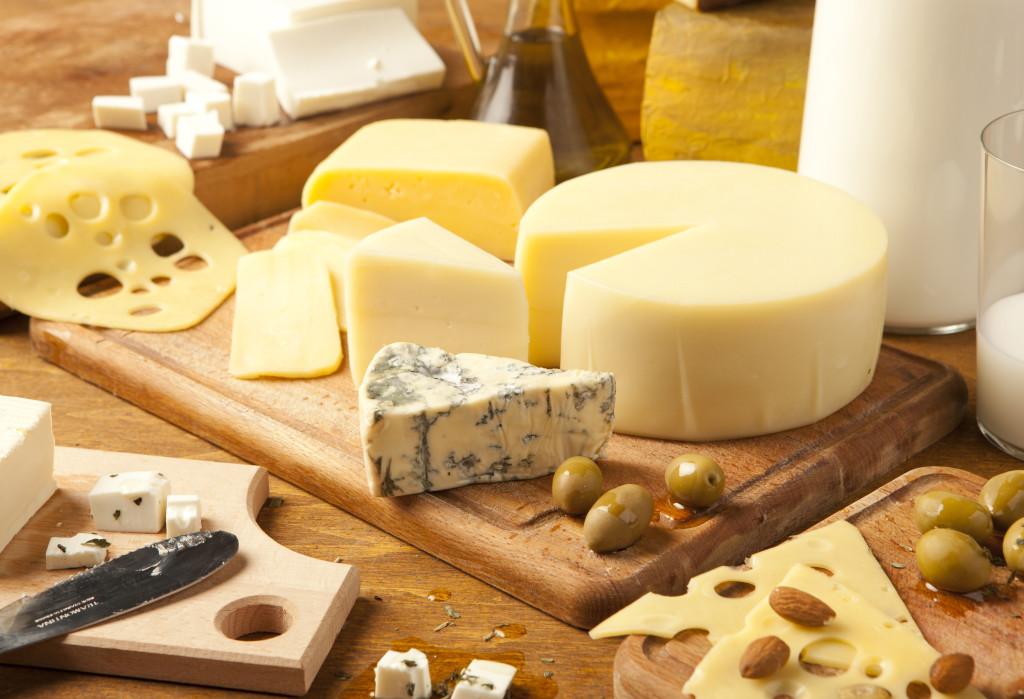 sbagli coi formaggi